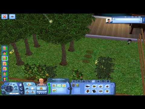 Let's Play The Sims 3: Part 32 - Cheese and Eggplants