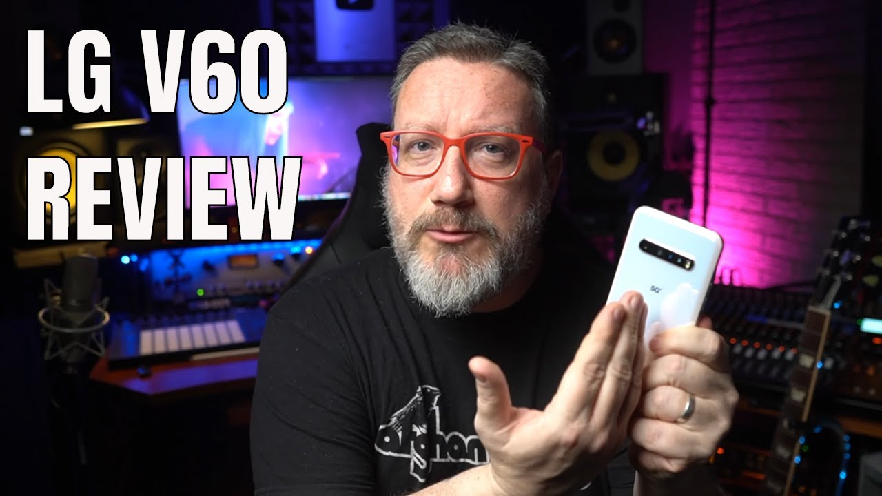 Why Is No One Buying This Phone? | LG V60 Review