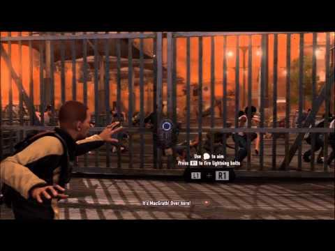 Infamous 2 Walkthrough + Giveaway - Part 1 [1080p HD] (PS3) [Gameplay]