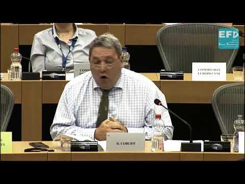 Verhofstadt and Barnier turning British people into enemies - David Coburn MEP