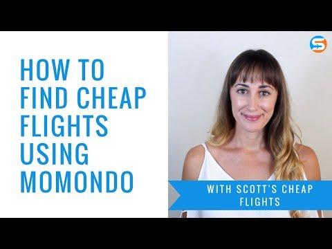 How to Find Cheap Flights Using Momondo