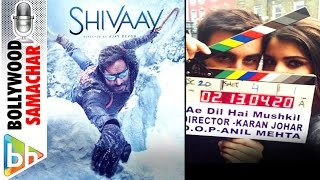 Ae Dil Hai Mushkil Or Shivaay; Your Choice For Diwali?