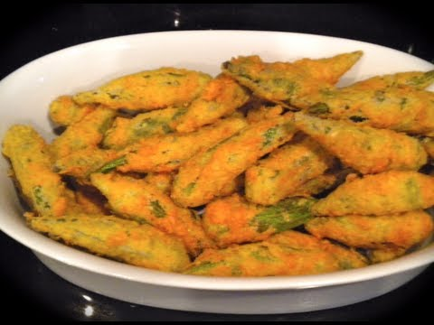 Crunchy Fried Okra
