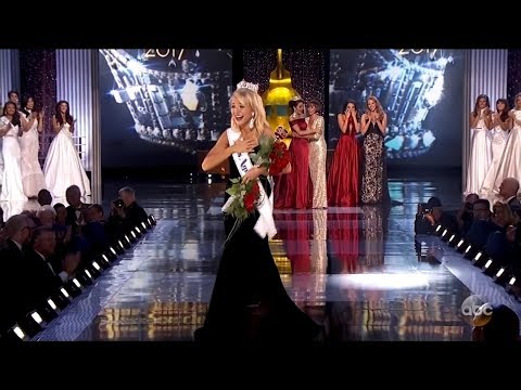 Miss America axes swimsuit competition | ITV News