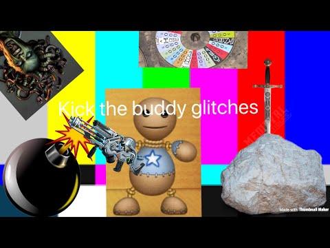 Kick the buddy Glitches