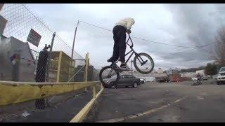 BMX - ZACH BEARLEY PITTSBURGH STREET EDIT