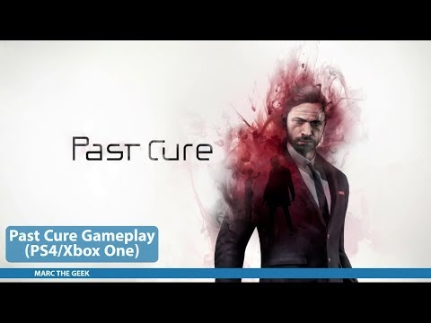 Past Cure Gameplay on PS4