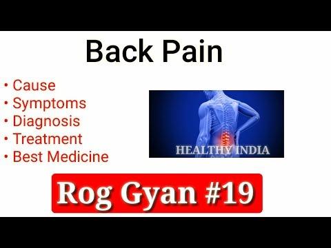 Rog Gyan #19 - Back Pain Causes, Symptoms, Diagnosis & Treatment