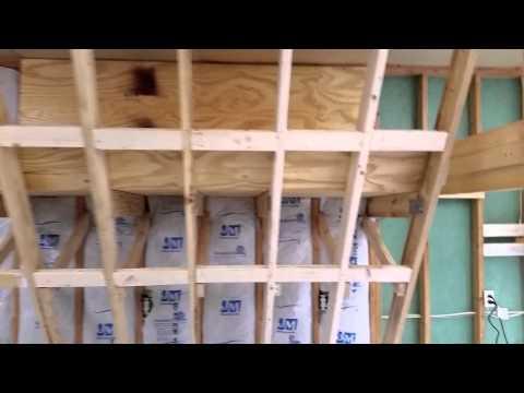 Garage Climbing Wall Frame