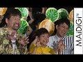 佐藤二朗&ミキ・亜生、「ハクナ・マタタ」生熱唱!映画「ライオン・キング」イベント