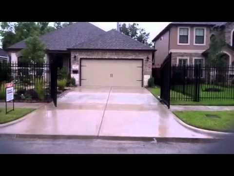 Done Deal Iron Works Automatic Gate Opener and Operator in Houston