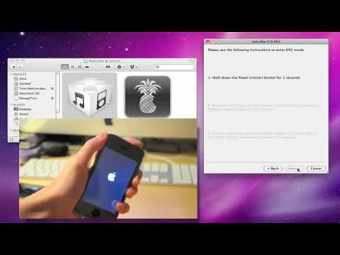 YouTube   HowTo Unlock iOS 4 2 1  4 1 for iPhone 3G 3GS by Flashing your Baseband  05 14  05 15 to 06 15