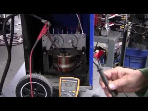battery charger rectifier test and repair  1:2