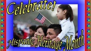 Hispanic Heritage Month- Hispanics Past and Present
