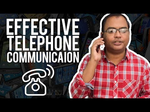 Common Mistakes of Telephone Communication | Shibli's Teaching