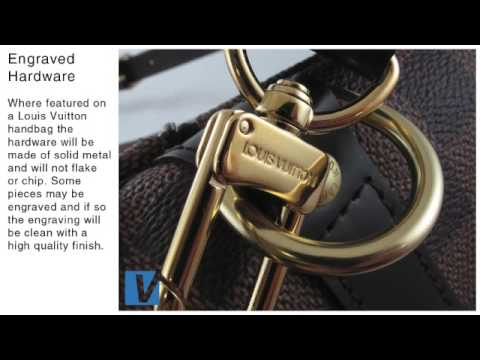 How to identify genuine Louis Vuitton handbags by youVerify