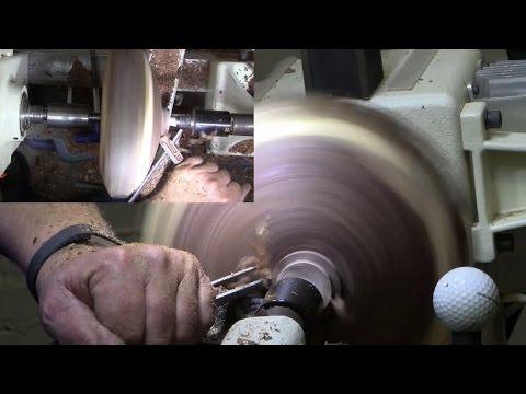 Natural edge end grain Mesquite bowls - Part 3