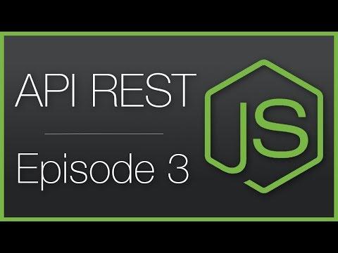 API REST Node.js • Création de la base de données avec Sequelize (ORM) • Épisode 3