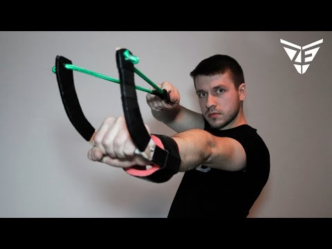 How to make Powerful Slingshot