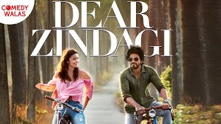 Know how Alia Bhatt learns to crack better jokes with Comedywalas#Dear Zindagi