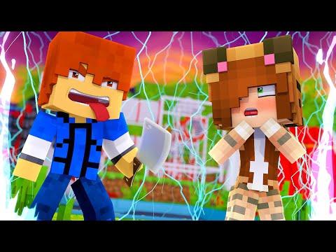 Minecraft Daycare - HE'S CRAZY !? (Minecraft Roleplay)