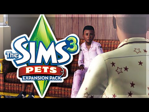THE SIMS 3 PETS | Part 1 — Becoming Orphans