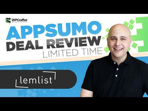 Lemlist Review & Full Walkthrough + Tool For Automating & Personalizing Outreach Emails