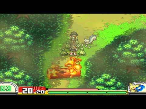 ★ Pokemon Ranger Shadows of Almia - Part 6: Burnt Toast
