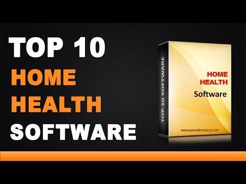 Best Home Health Software - Top 10 List