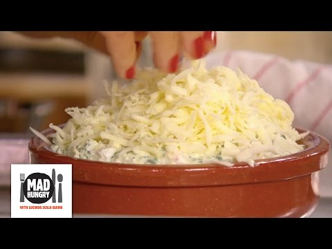 No-Sweat Spinach and Artichoke Dip - Mad Hungry with Lucinda Scala Quinn