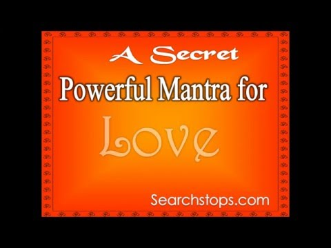 Mantra for Love Attraction - Love Spell To Attract Your Partner