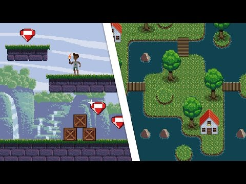 Learn Professional Pixel Art & Animation for Games in Photoshop