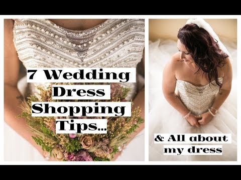 How To Shop for Your Wedding Dress   Tips I Wish I Would Have Known