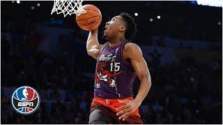 2018 NBA All-Star Dunk Contest: Donovan Mitchell wins it all | ESPN