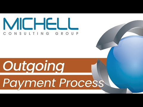 Outgoing Payment Process In Sap Business One