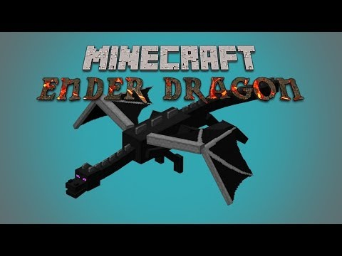 How To Control Ender Dragon in minecraft