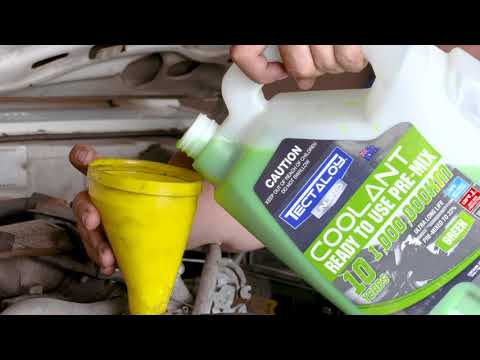 DIY Flush & Fill Your Coolant - 4WD Action