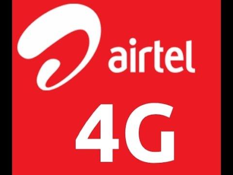 Airtel upgrade 3g to 4g