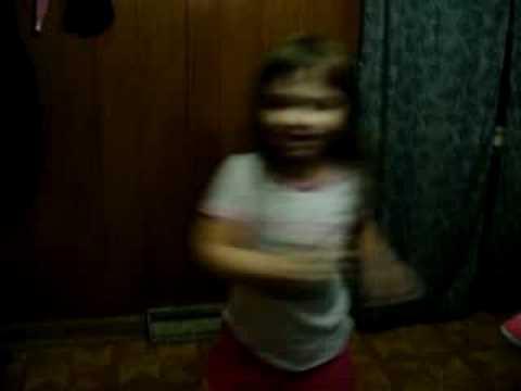 Jenna singin backyardigans