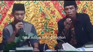 Qori Syamsuri Firdaus vs Sang Guru ustadz Syahrir (ince