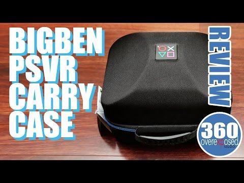 Playstation VR (PSVR) Big Ben Carry Case Review