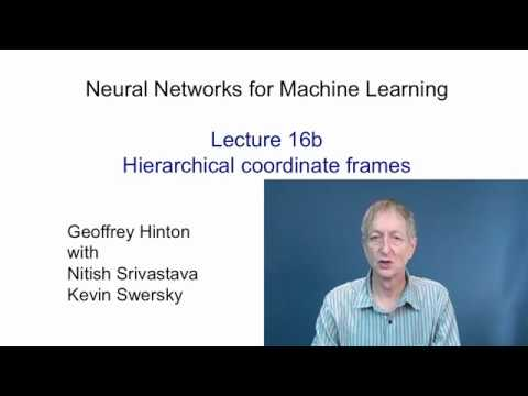 Lecture 16.2 — Hierarchical Coordinate Frames — [ Deep Learning | Geoffrey Hinton | UofT ]