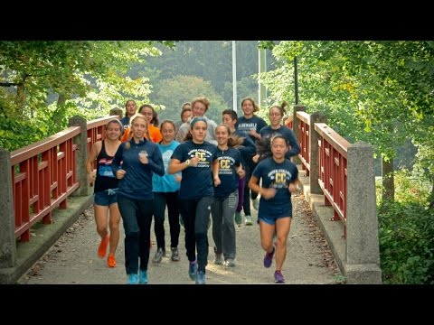 Smith College Cross Country Team