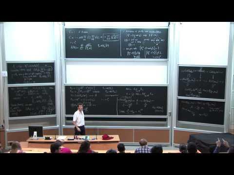 Peter Stevenhagen: Character sums for primitive root densities