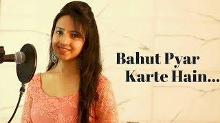 Bahut Pyar Karte Hain Tumko Sanam - Unplugged   Varsha Tripathi