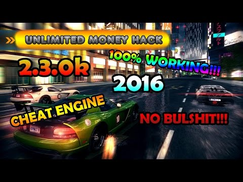 ASPHALT 8 HACK?!?! 100% Working 2017 | LATEST UPDATE