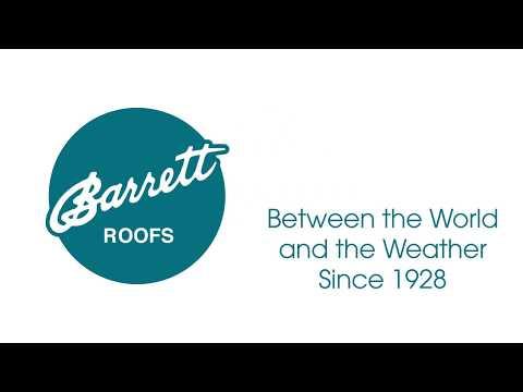 Barrett Roofs Logo Animation - drive80.com
