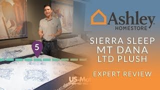 Ashley Sierra Sleep Mt Dana Ltd Plush Mattress Expert Review