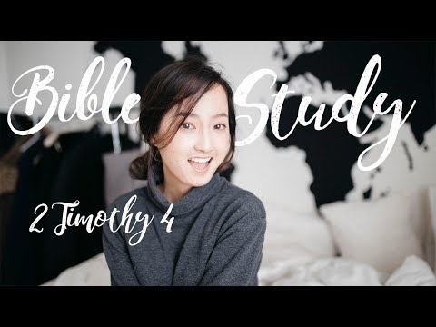 Bible Study: Keeping the Faith + Dealing with Loneliness {2 Timothy 4}