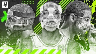 When Kyrie Irving Put His MASK ON! BEST Career Highlights & Plays by MASKED Kyrie!